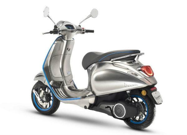 Motos eléctricas - Vespa