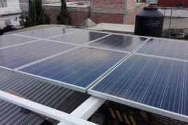 paneles solares en queretar