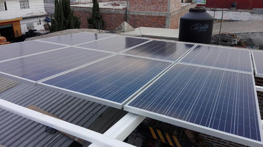 Paneles Solares En Quer 233 Taro Venta E Instalaci 243 N De