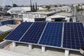 paneles solares en San Juan del Río - gastar menos luz en una tortillería
