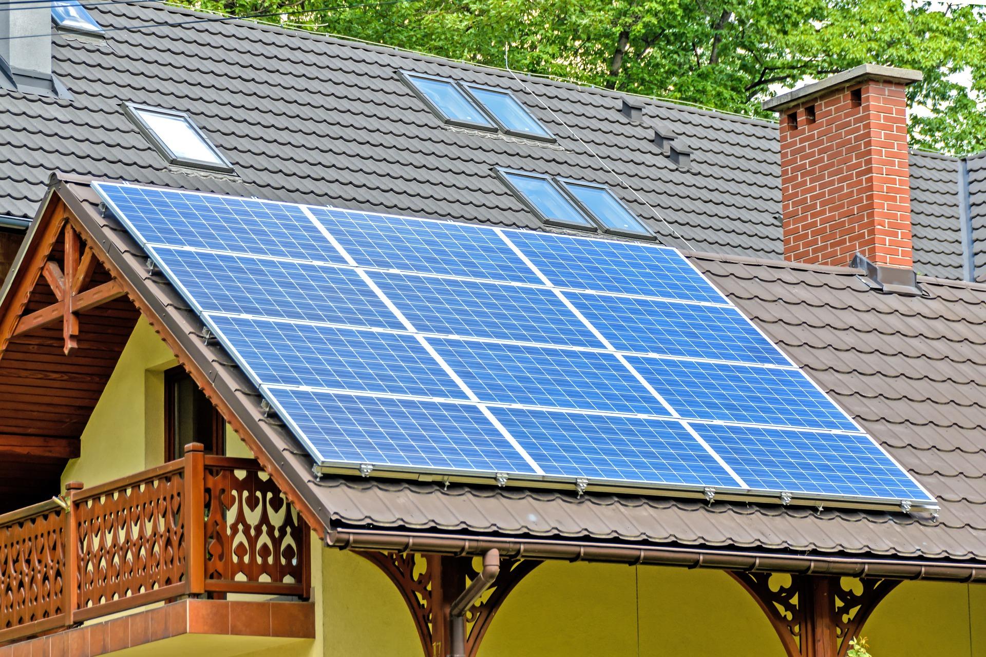 Paneles solares en queretaro - Energías renovables