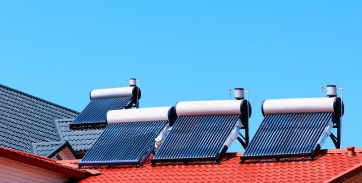 Calentadores solares para agua en Queretaro