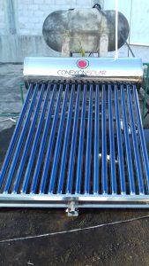 Instalación de calentadores solares en Queretaro - 5