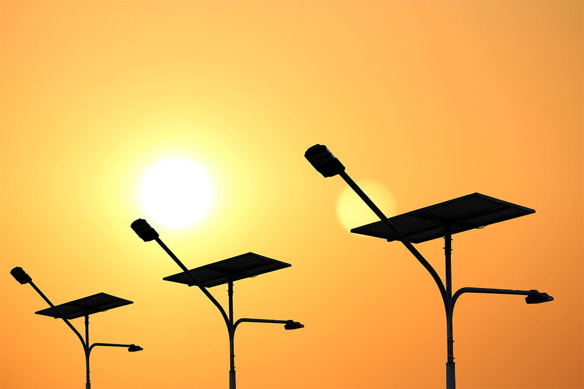 Lamparas solares - México - Grupo solinc